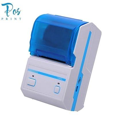 Posprint Label/Sticker Printer 58 mm Thermal Printer QR Code Printer