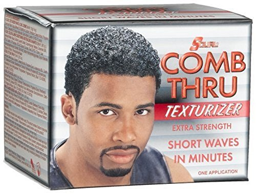 (Luster S Curl Extra Strength Texturizer, (Pack of 3))