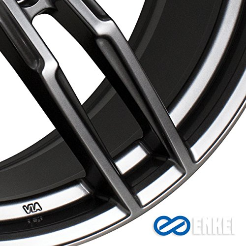 17'' Enkei SS05 Performance Wheel Rim Gray 17x7.5 5x114.3 +40 511-775-6540GR by Enkei (Image #2)