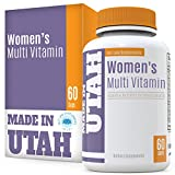 Cheap FLASH SALE – Multivitamins For Women With 20 Essential Vitamins & Minerals, And 18 Other Natural Antioxidants To Boost Your Immune System And Balance Your Overall Health & Nutrition