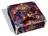 CMON Arcadia Quest: Whole Lotta Lava Board Game