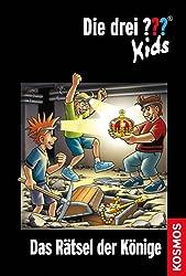 Die drei ??? Kids 56: Das Rätsel der Könige (drei Fragezeichen)