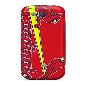 Premium St. Louis Cardinals Heavy-duty Protection Case For Galaxy S3