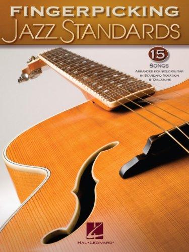 Fingerpicking Jazz Standards: Jazz Guitar Chord Melody Solos ()