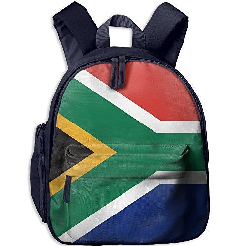 DoBag Kid's Flag Of South Africa School Shoulder Bag Backpack Outdoor Daypack For - Africa Wiki South