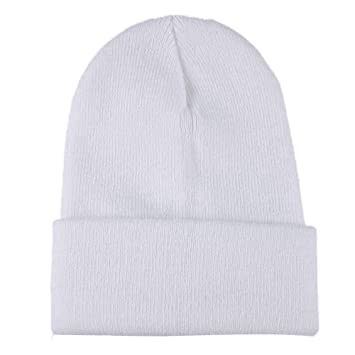 d80e6a0d7f43e Ddcfd Unisex Slouchy Knitting Beanie Hip Hop Gorra Sombreros Y Gorras De  Esquí De Invierno para