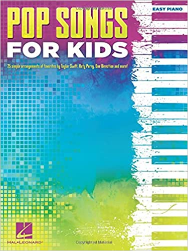 Pop Songs For Kids: Amazon co uk: Various: 0888680669911: Books