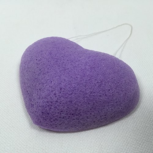 Koru Bath and Body 100% Organic and Vegan Natural Konjac Facial Sponge