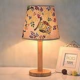 Modern Lighting fixtures_Bedside lamp Bedroom Table lamp Modern Hotel Hotel Room Decoration Lighting led, owl Wood