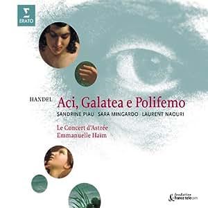 Handel - Aci, Galatea e Polifemo