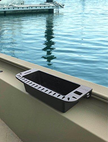 Brocraft Versatrack Boat Tool Holder/Versatrack Boat Marine Caddy/Verstrack Boat Storage Box/Versatrack Cockpit Organizer ()