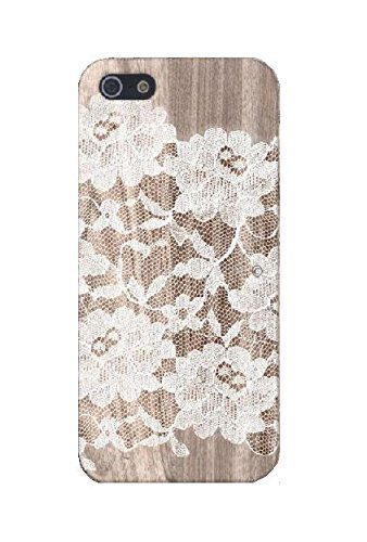 DECO FAIRY Wooden Topping iPhone