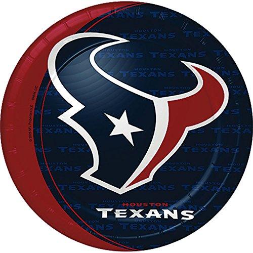 Hallmark Houston Texans Dinner Plate ()