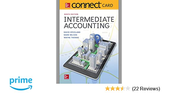 intermediate accounting spiceland 9th edition