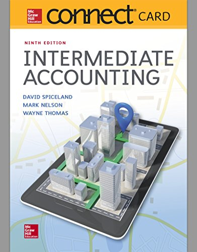 Intermediate Acct. Connect Plus Access