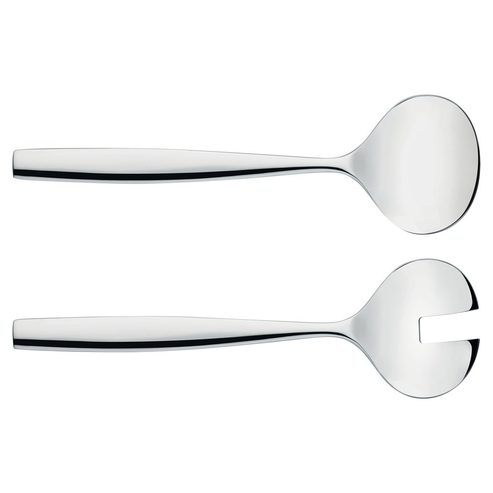 Alessi Dressed Salad Set with Relief Decoration