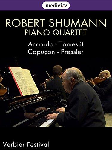 Schumann, Piano Quartet Op.47 - Verbier Festival 2008