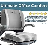 ComfiLife Seat Cushion & Lumbar Support Bundle