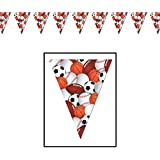 Sports Pennant Banner Party Accessory (Value 3-Pack)