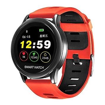 Amazon.com: SW001 Bluetooth Smart Watch Men Sport Smartwatch ...