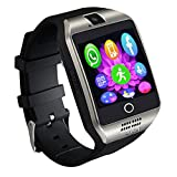 Smart Watch Touch Screen Smartwatch WristWatch and Unlocked Watch Phone with Camera Handsfree Call Smart Watches for Android Smartphones Samsung S9 S8 S7 Note 8 5 4 LG BLU Huawei Men Women Boys Kids