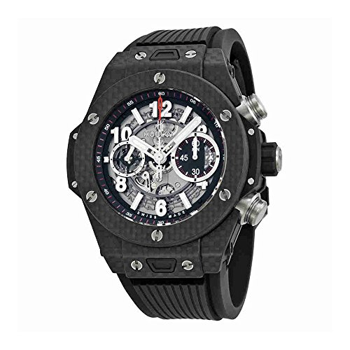 Hublot Big Bang UNICO Carbon Fiber Men's Automatic Chronograph - 411.QX.1170.RX ()