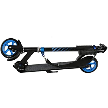 Patinetes Scooter Plegable para Adolescentes |Ajustable ...
