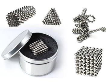 Puzzle magnetico NeoCube. 216 bolas de imanes de neodimio de 5mm