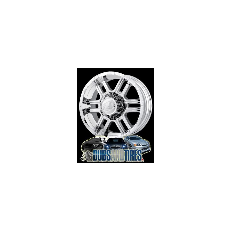 18 Inch 18x9 Ion Alloy wheels STYLE 179 Chrome wheels rims