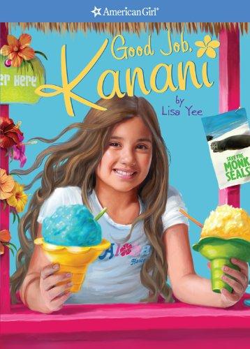 Good Job, Kanani (Girl of the Year (Quality))