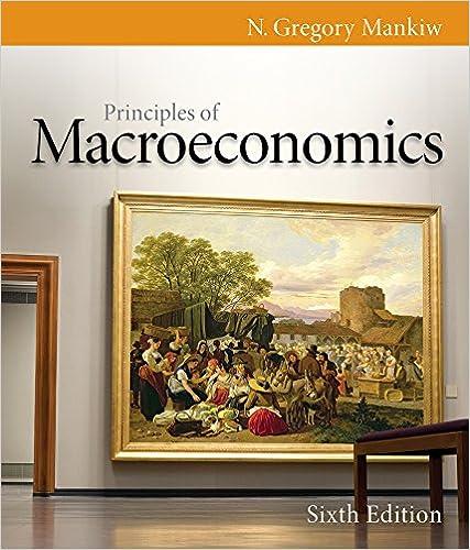 Amazon com: Principles of Macroeconomics eBook: N  Gregory