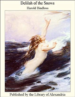 book cover of Delilah of the Snows