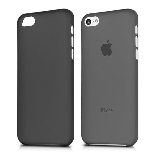 10 opinioni per kwmobile Cover per Apple iPhone 5C- Custodia protettiva ultra sottile in