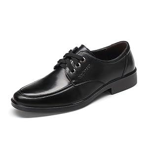 Mens Oxfords Classic Modern Round Captoe Wing Tip Lace Up Dress Shoes 43EU=9 D(M)US