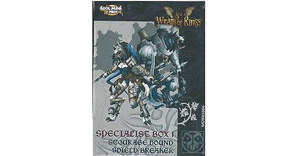 Wrath of Kings House Goritsi Rank 1 Specialist Box COL WOK05006