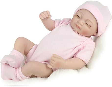 Handgemachte realistische Simulation neugeborenes Baby Puppe