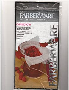 upc 024131149506 product image for Farberware Classic Cheesecloth, White | barcodespider.com