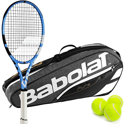 """Used, Babolat Pure Drive Lite Tennis Racquet (4"""" Grip), Strung, for sale  Delivered anywhere in USA"""