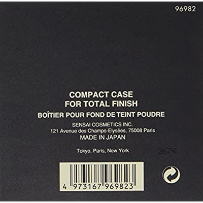 Sensai Compact Case for Total Finish 66 g - luggage