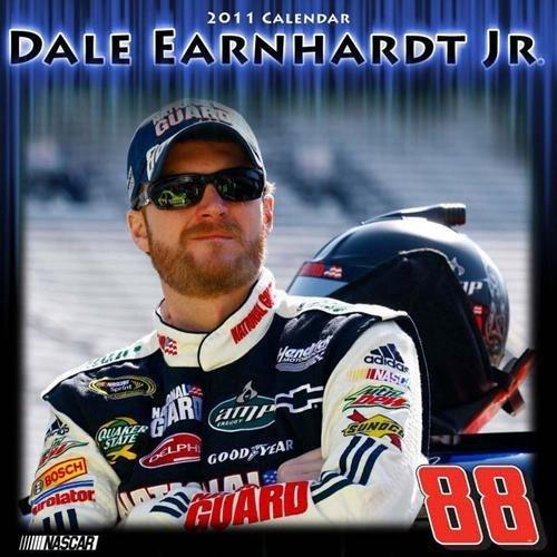 Dale Earnhardt Jr 2011 Wall Calendars
