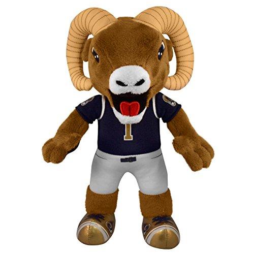 NFL Los Angeles Rams Rampage Mascot Plush Figure, 10