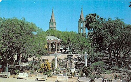 Plaza at Matamoros Mexico Postcard Tarjeta Postal at ...