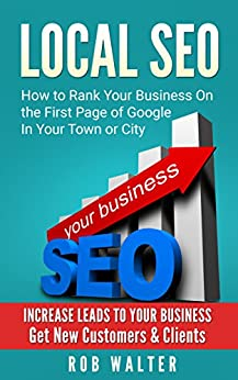 Local SEO Business First Google ebook product image