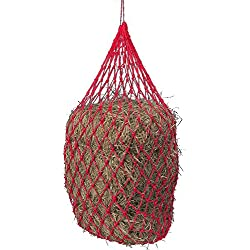 Tough 1 Slow Feed Hay Bag, Red