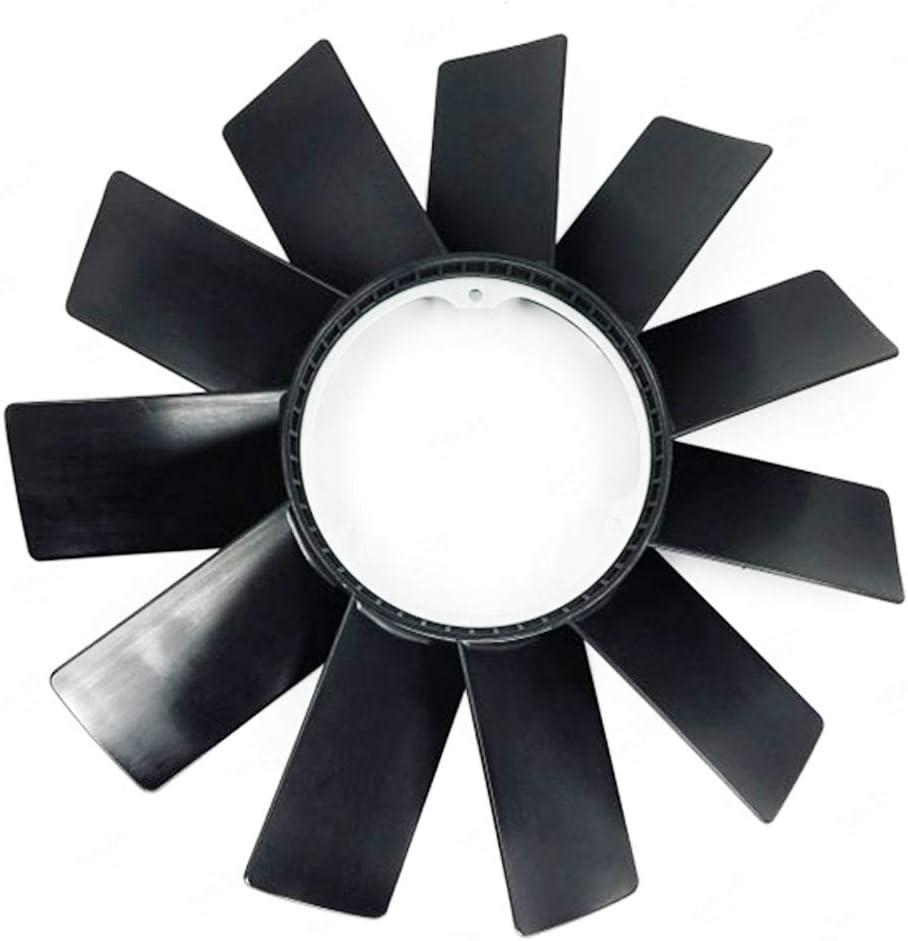 MTC Engine Cooling Fan fits BMW 11-52-1-712-058 E32 E34 E39 E36 E46 Z3 E53 323i 325i 328i 525i 530i M3 Z3 X5