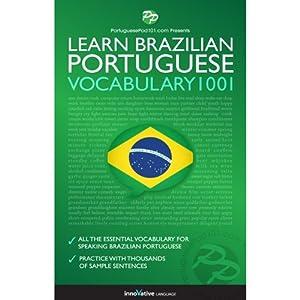 Learn Brazilian Portuguese - Word Power 1001 Audiobook