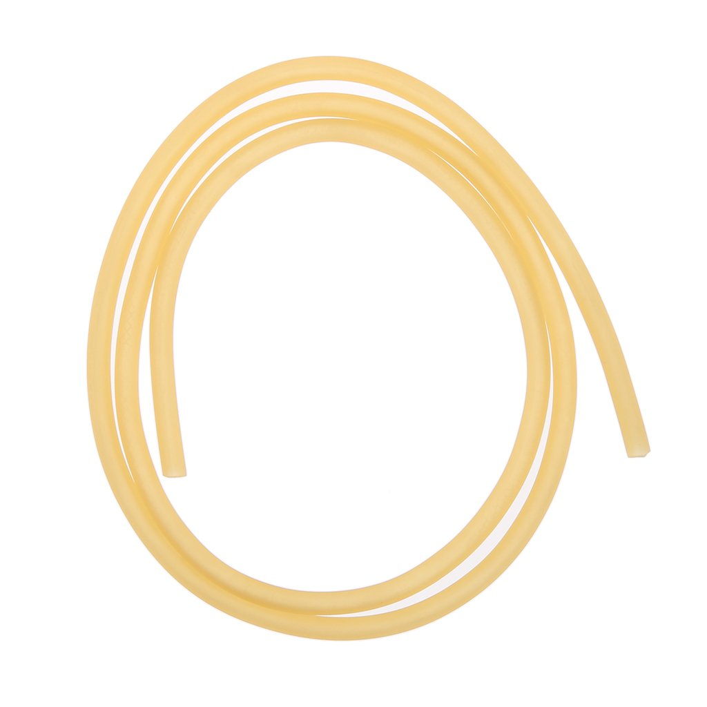 B Blesiya Latex Rubber Tubing for Speargun Band Catapult Surgical Tube 6mm/&7mm