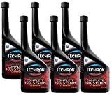 Chevron Techron Fuel System Cleaner-6 Pack (20 oz.)