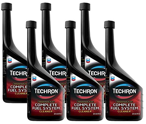 Chevron Techron Fuel System Cleaner-6 Pack (20 oz.) by Chevron