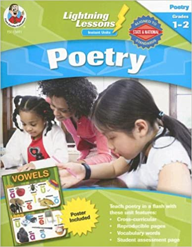 Poetry Instant Units (Lightning Lessons Instant Units)